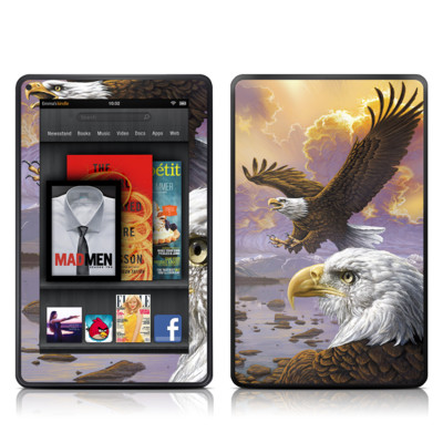 Kindle Fire Skin - Eagle