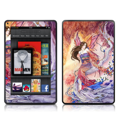 Kindle Fire Skin - The Edge of Enchantment