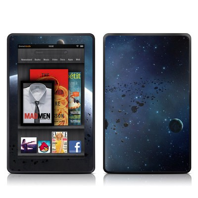 Kindle Fire Skin - Eliriam