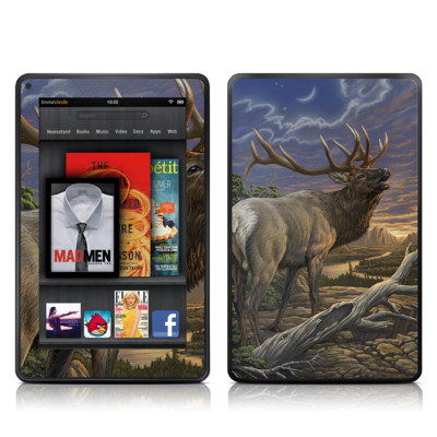 Kindle Fire Skin - Elk