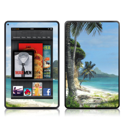 Kindle Fire Skin - El Paradiso