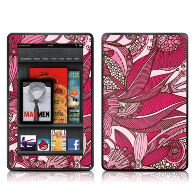 Kindle Fire Skin - Eva