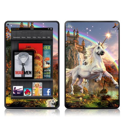 Kindle Fire Skin - Evening Star
