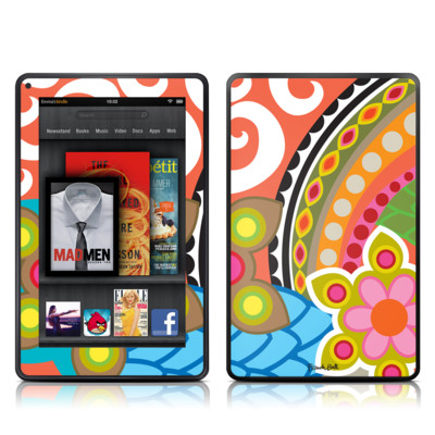 Kindle Fire Skin - Fantasia
