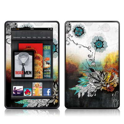 Kindle Fire Skin - Frozen Dreams