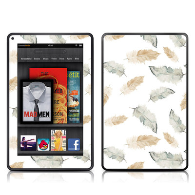 Kindle Fire Skin - Feathers