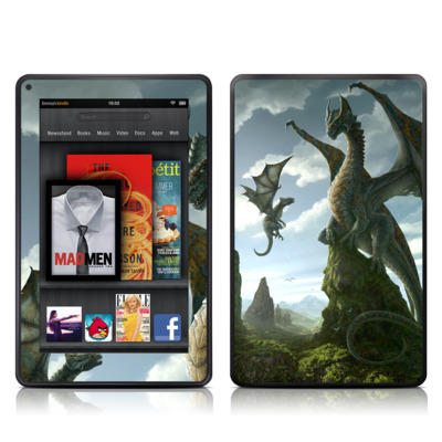 Kindle Fire Skin - First Lesson