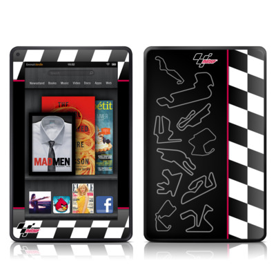 Kindle Fire Skin - Finish Line Group