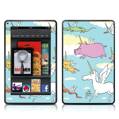Kindle Fire Skin - Fly