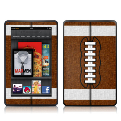 Kindle Fire Skin - Football