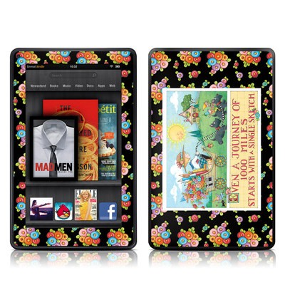 Kindle Fire Skin - Forty Year Journey