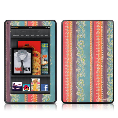 Kindle Fire Skin - Fresh Picked