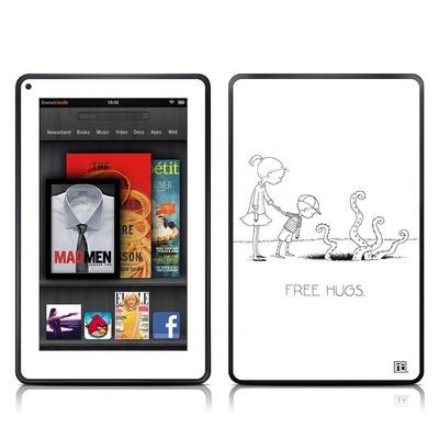 Kindle Fire Skin - Free Hugs