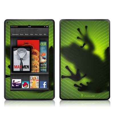 Kindle Fire Skin - Frog