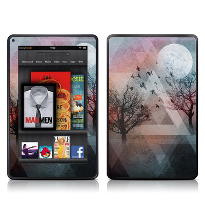 Kindle Fire Skin - Gateway