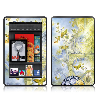 Kindle Fire Skin - Gemini