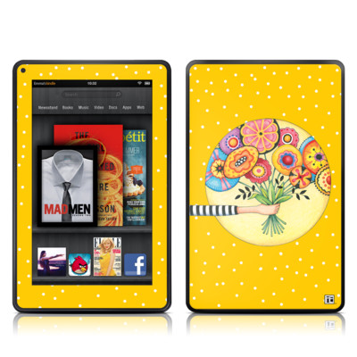 Kindle Fire Skin - Giving