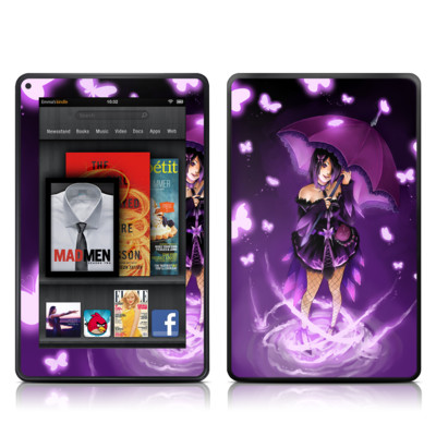 Kindle Fire Skin - Gothic