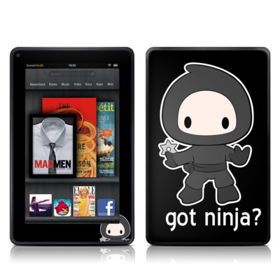 Kindle Fire Skin - Got Ninja