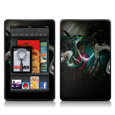 Kindle Fire Skin - Graffstract