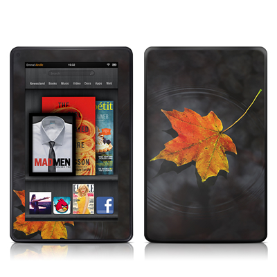 Kindle Fire Skin - Haiku