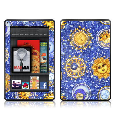 Kindle Fire Skin - Heavenly