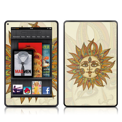 Kindle Fire Skin - Helios