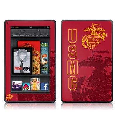 Kindle Fire Skin - Heritage