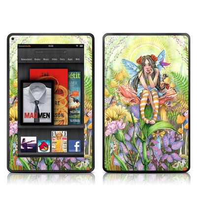 Kindle Fire Skin - Hide and Seek
