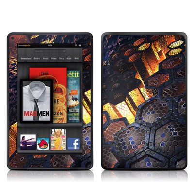 Kindle Fire Skin - Hivemind