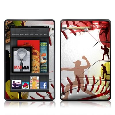 Kindle Fire Skin - Home Run