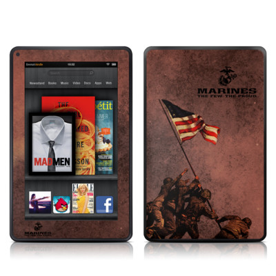 Kindle Fire Skin - Honor