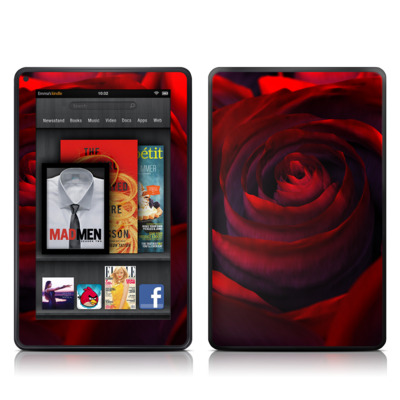 Kindle Fire Skin - Hybrid