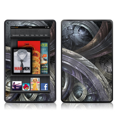 Kindle Fire Skin - Infinity