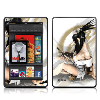 Kindle Fire Skin - Josei 4 Light