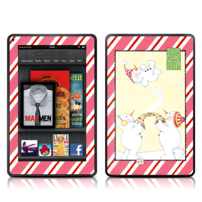 Kindle Fire Skin - Jump for Joy