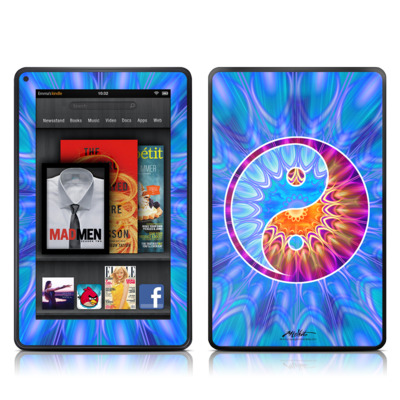 Kindle Fire Skin - Karmadala