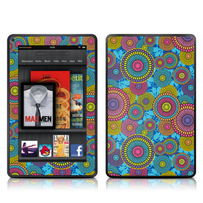 Kindle Fire Skin - Kyoto