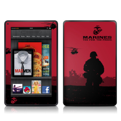 Kindle Fire Skin - Leadership