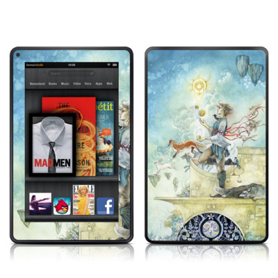 Kindle Fire Skin - Libra