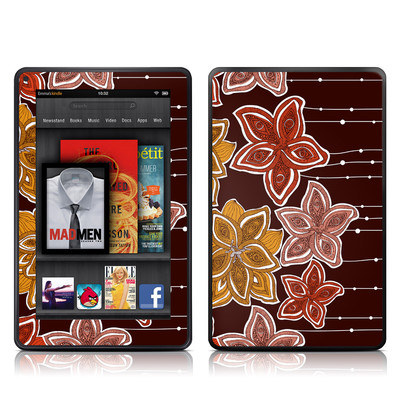 Kindle Fire Skin - Lila