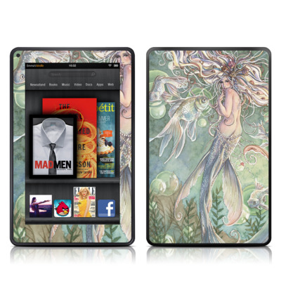 Kindle Fire Skin - Lusinga