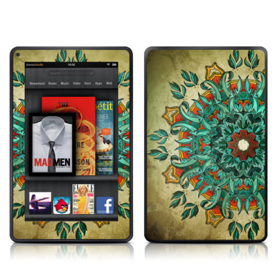 Kindle Fire Skin - Mandela