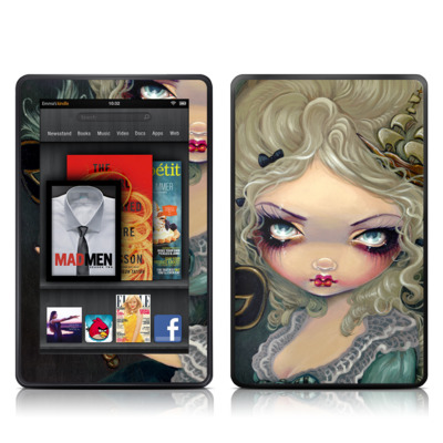 Kindle Fire Skin - Marie Masquerade