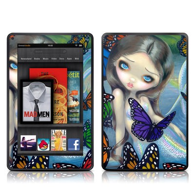 Kindle Fire Skin - Mermaid