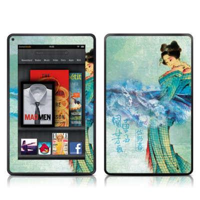 Kindle Fire Skin - Magic Wave