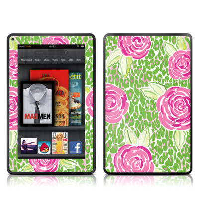 Kindle Fire Skin - Mia