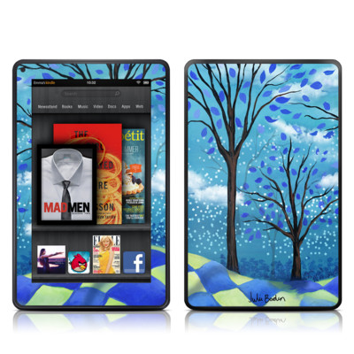 Kindle Fire Skin - Moon Dance Magic