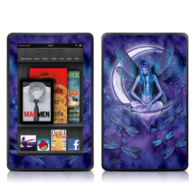 Kindle Fire Skin - Moon Fairy
