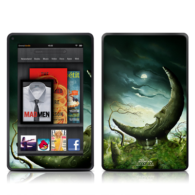 Kindle Fire Skin - Moon Stone